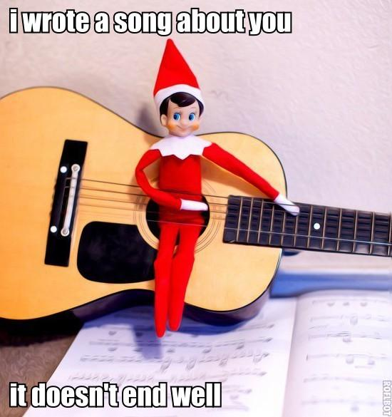 Image - 662268 | Elf on the Shelf | Know Your Meme