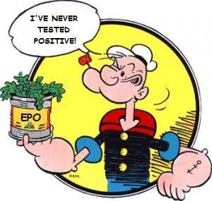 Popeye the Doper Man