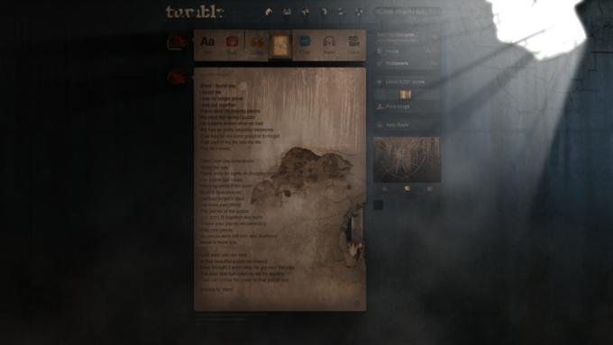 Abandoned Tumblr