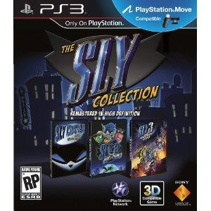 Sly Cooper HD Collection