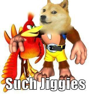 Doge Kazooie