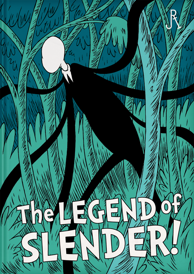 The Legend of Slender!