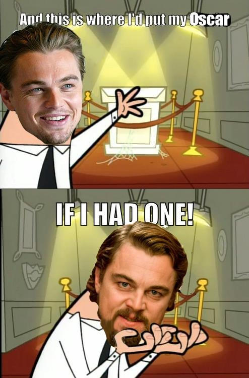 Leonardo DiCaprio Fairly Odd Parents