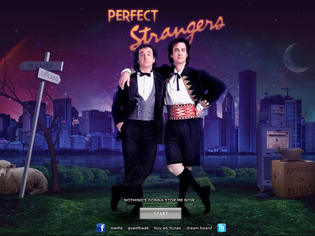 Perfect Strangers: Nothing's Gonna Stop Me Now