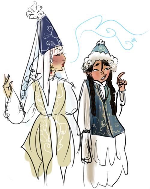 Frozen - racebent (Tumblr)