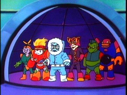 The Captain N Robot Masters Were Fucking Retarded