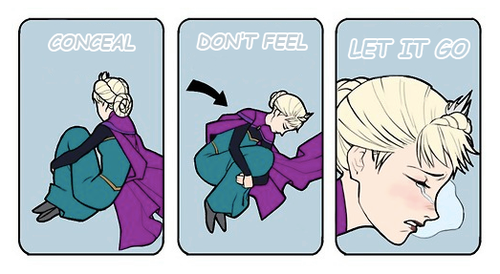 """How to """"Let It Go"""" in Three Easy Steps"""
