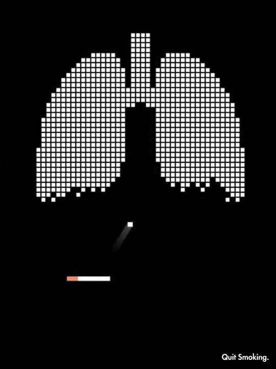 A Very Clever Anti-Smoking Ad