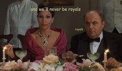 Royals Princess Diaries
