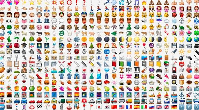 iphone emojis copy and paste