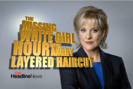 Nancy Grace Fake Title Card