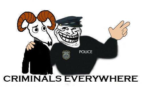Criminals Everywhere
