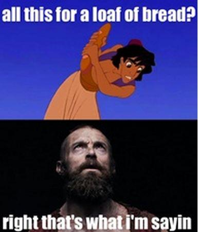Les Miserables Aladdin