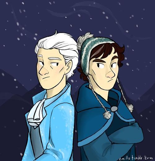 Frozen Sherlock