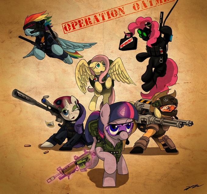 Operation Oatmeal