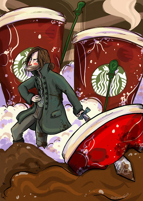 Ichabod Vs Starbucks