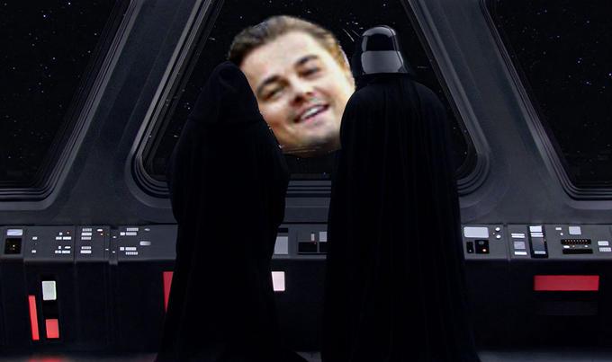 Strutting Death Star