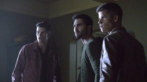 Teen Wolf Dereck and the twins