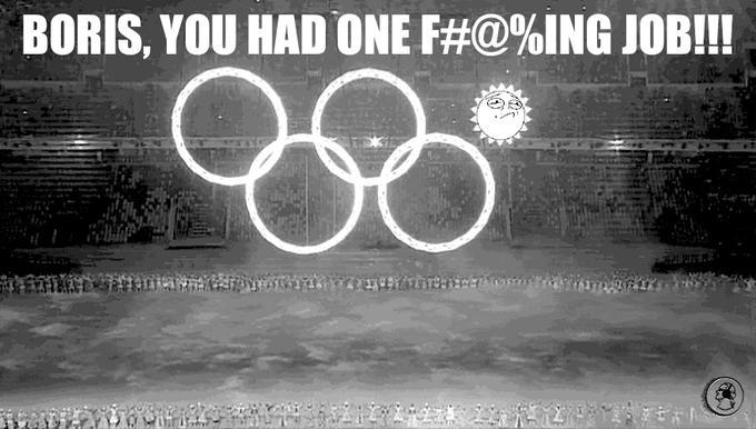 Ohhh Sochi...