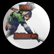 Zelda Badge