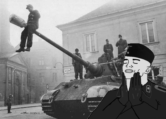 Wermacht tanks