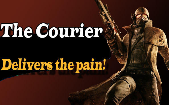 The Courier Delivers the Pain!