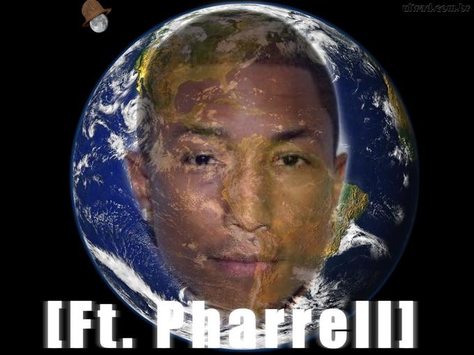 Pharrell collabs in a nutshell