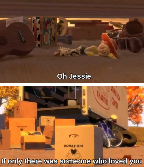 If Someone Loved Toy Story