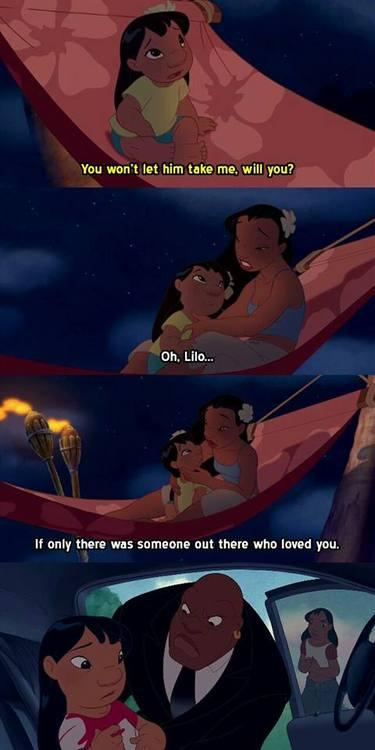 If Only Someone Loved Lilo