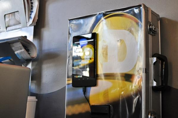 The World's First Dogecoin ATM in Vancouver, Canada