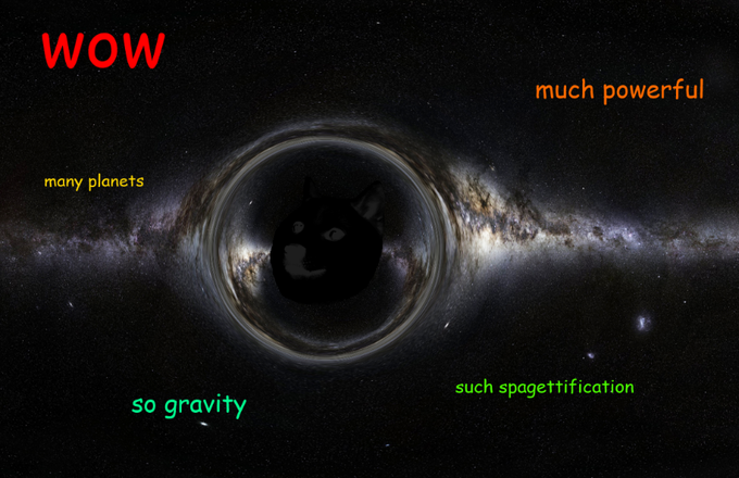 Doge Black Hole