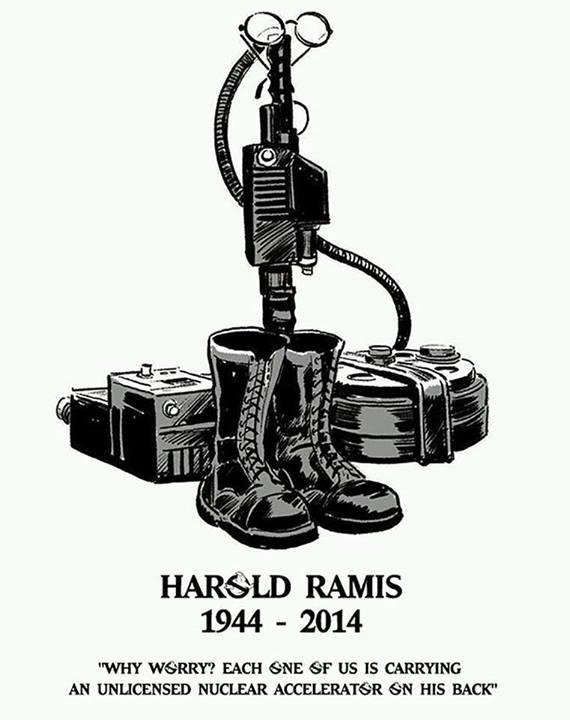 Harold Ramis (1944-2014)