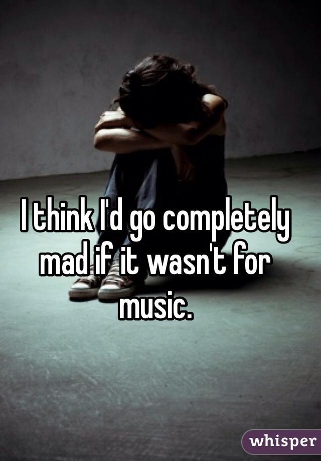 Music Confessions