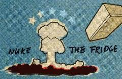 Nuke the Fridge art