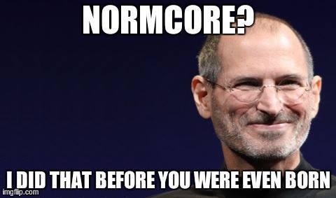 Normcore Jobs