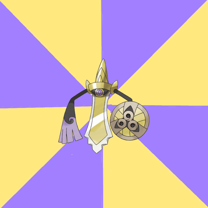 Great Uncle Aegislash