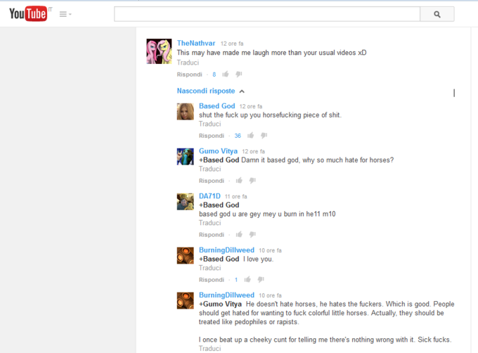 Youtube Is A Wonderful Place My Little Pony Friendship Is Magic Know Your Meme