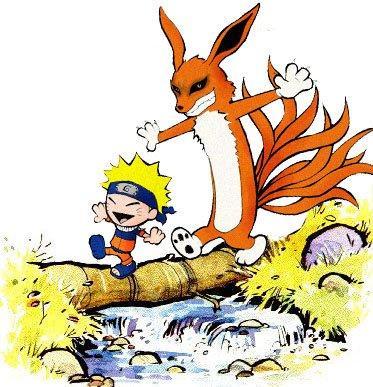Calvin and Hobbes Manga
