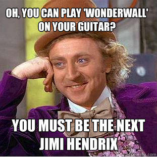 Willy Wonka Wonderwall