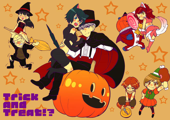 Trick and Treat?!