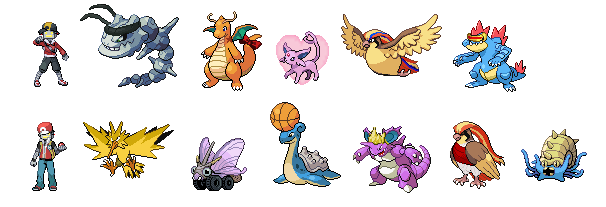how to make a custom pokemon game