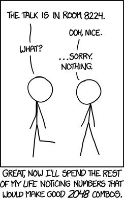 Obligatory XKCD comic