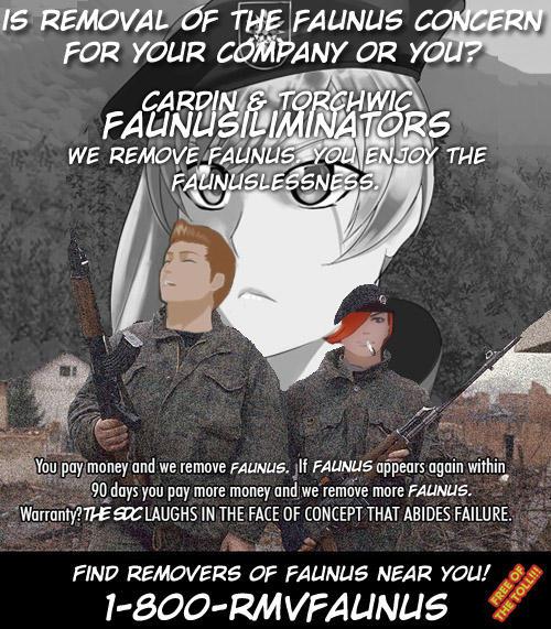 Remove Faunus