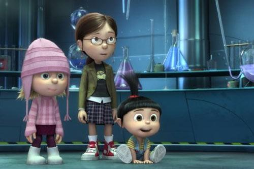 Despicable Me Girls