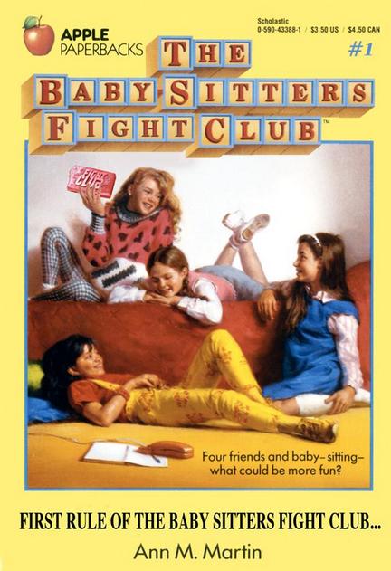 Babysitter's Fight Club