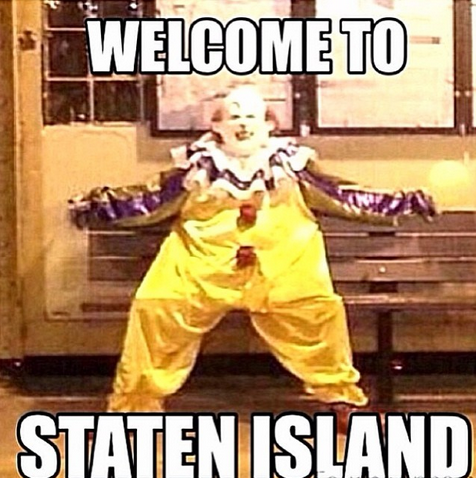 Welcome to Staten Island