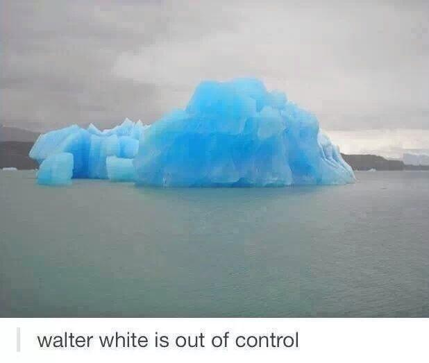 Walter White is out of control