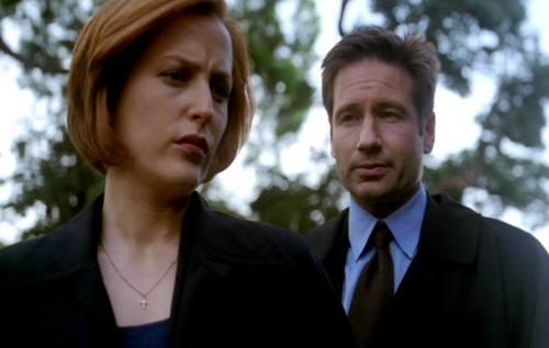 Moulder and Scully