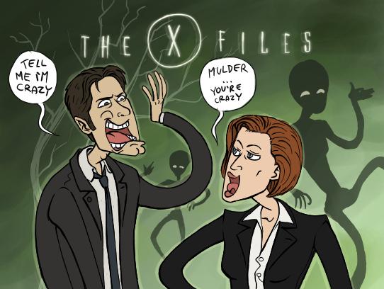 Crazy X-Files