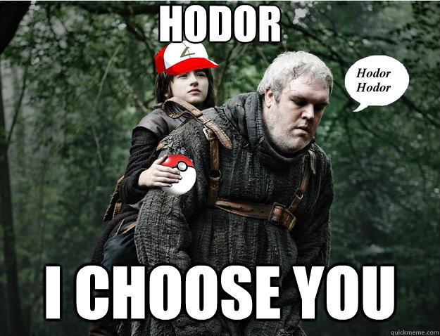 Funny Meme Urban : Hodor know your meme